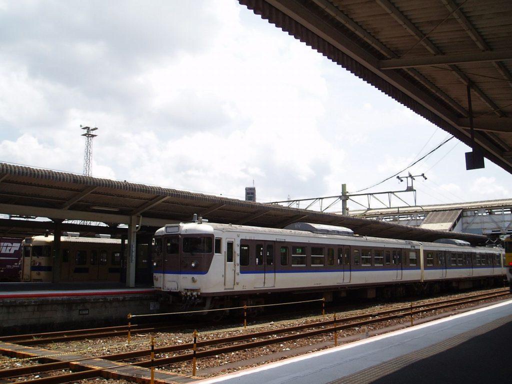岩国駅-ホーム