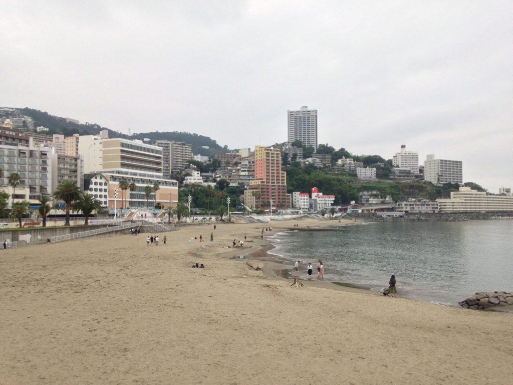 熱海-サンビーチ