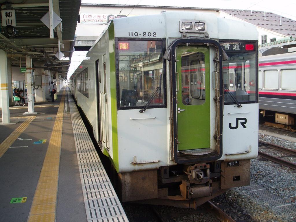 キハ110-磐越西線