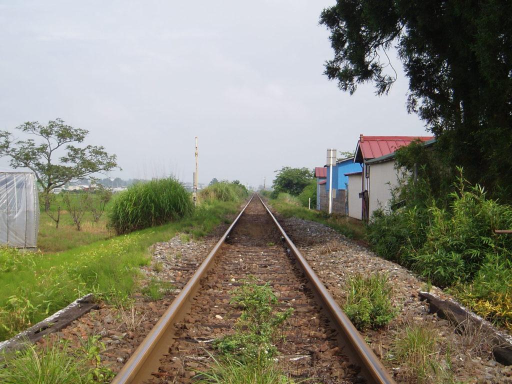 線路-陸羽東線